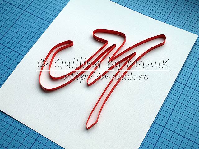 Quillography Tutorial Quilling By Manuk